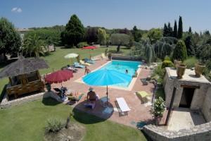 Oasis de Boisset Une Oasis de sérénité et de verdure au coeur du Gard...