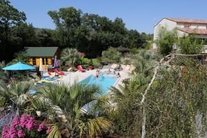 Oasis de Boisset A la découverte de la Villa et du Mas en 3D...